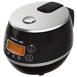 YONG MA Magic Com [YMC112BI/RI] - Black - Rice Cooker